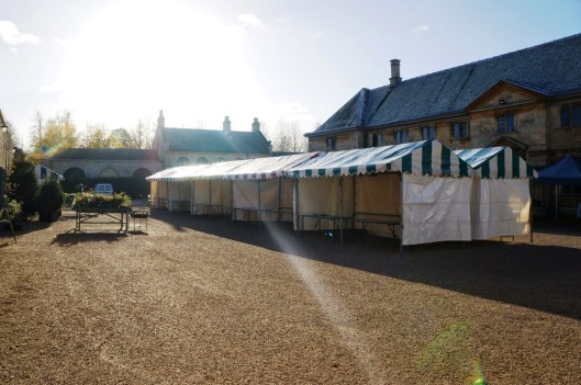 Stalls Belton House