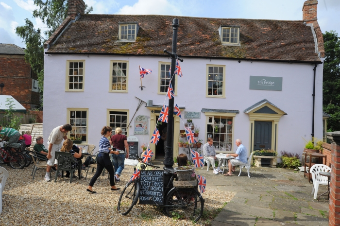 Tea Rooms and Vintage Shop in Horncastle